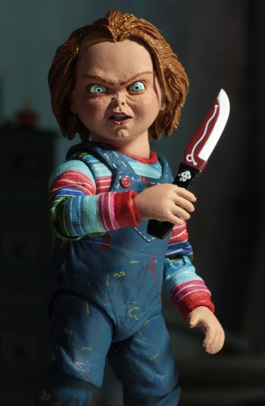 "Child's Play: Chucky - 7"" Ultimate Action Figure"