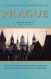 A Traveller's Companion to Prague by Jan Kaplan image