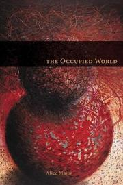 The Occupied World by Alice Major image
