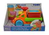 Tomy Toomies: Pack & Stack - Play Truck