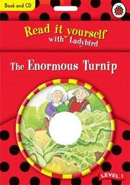 The Enormous Turnip by Stephen Holmes image