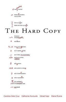 The Hard Copy by Candice Dela Cruz image