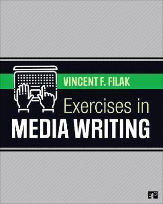 Exercises in Media Writing by Vincent F. Filak image