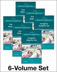 Midwifery Essentials: Emergency Maternity Care by Helen Baston image