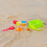 Hape: Ice Cream Shop - Beach Playset image