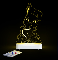 Aloka: Night Light - Bunny Rabbit