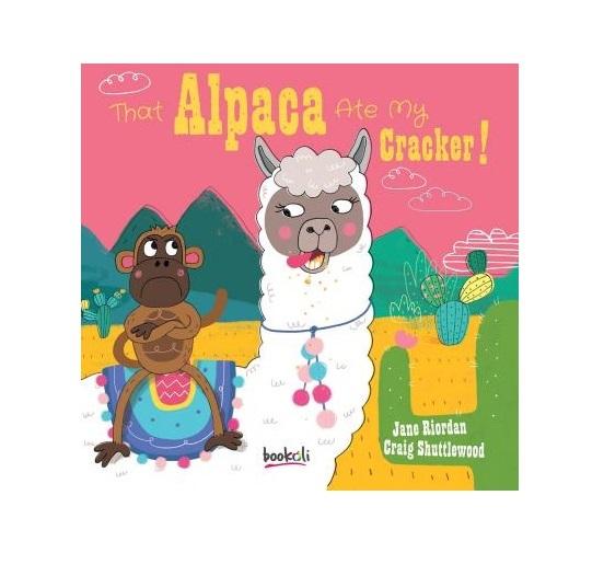 That Alpaca Ate My Cracker