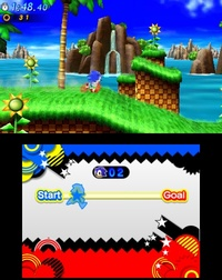 Sonic Generations for 3DS image