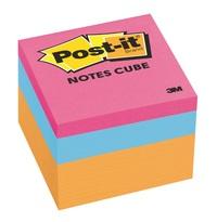 Post-it: Notes Mini Cube - Orange Wave (48 x 48mm x 400)