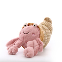 """Gorilla: Crab Plush - Pink (28"""")"""