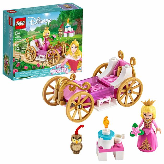 LEGO Disney: Aurora's Royal Carriage - (43173)