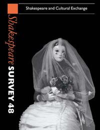 Shakespeare Survey: Volume 48 image
