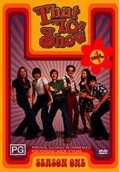 That '70s Show - Season 1 (4 Disc Set) on DVD
