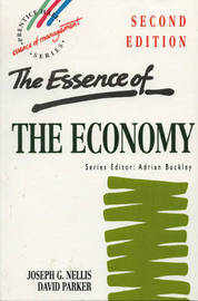 The Essence of the Economy by Joseph G. Nellis image