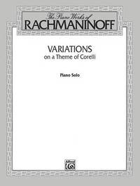 Variations on a Theme of Corelli by Sergei Rachmaninoff