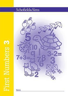 First Numbers Book 3 by Anne Evans