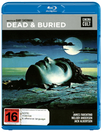 Dead & Buried on Blu-ray
