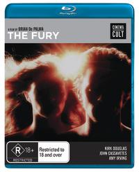 The Fury on Blu-ray
