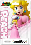 Nintendo Amiibo Peach - Super Mario Bros. Figure for Nintendo Wii U