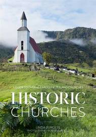 Historic Churches by Linda Burgess