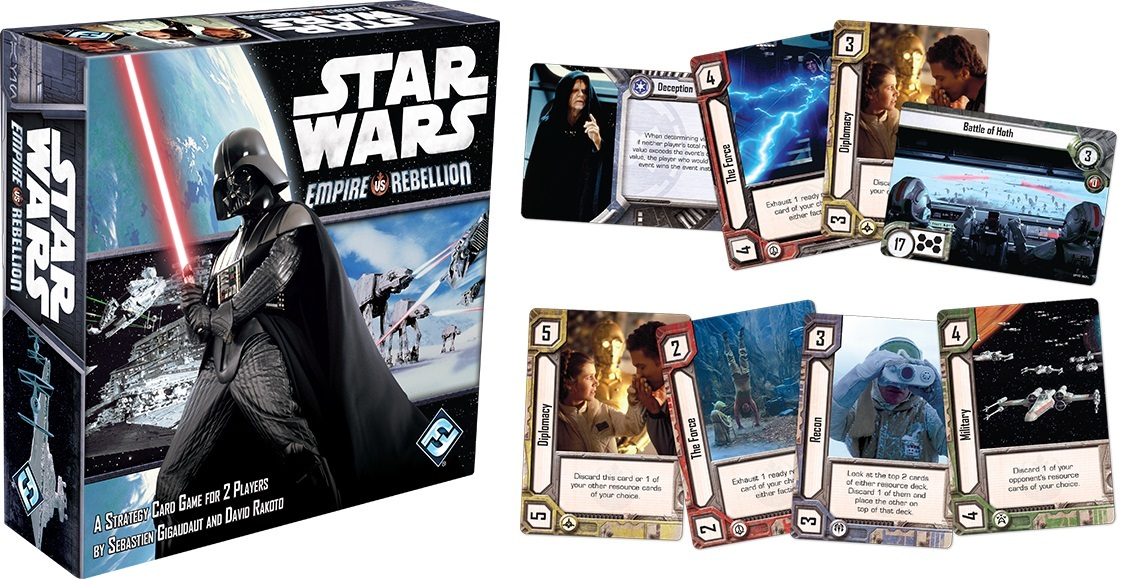 Star Wars: Empire vs Rebellion image