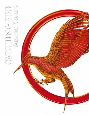 Hunger Games: #2 Catching Fire Luxury Edition by Suzanne Collins