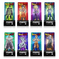 Dragon Ball Z: FiGPiN Enamel Pin - (Assorted)