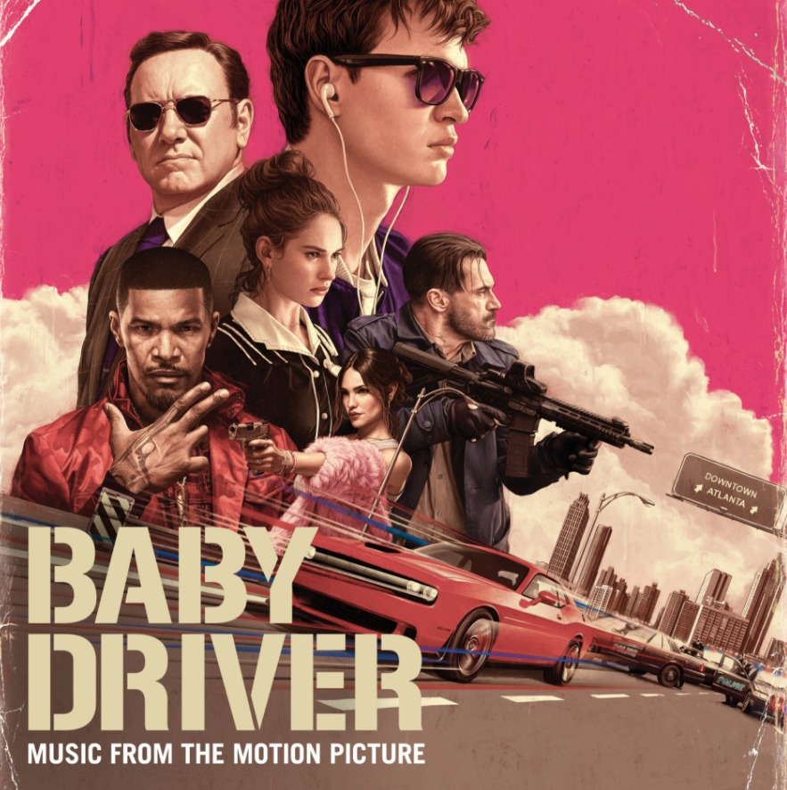 Baby Driver - (Music From The Motion Picture) image