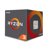 AMD Ryzen 3 1300X 4-Core CPU