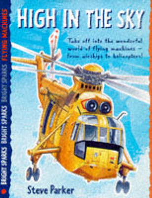 High In The Sky Fly Machine by Steve Parker image