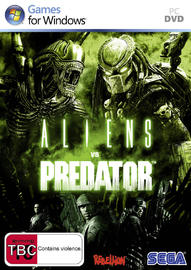 Aliens vs Predator for PC Games