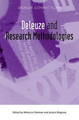 Deleuze and Research Methodologies