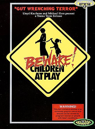 Beware! Children At Play on DVD image