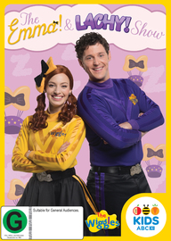 Wiggles: The Emma & Lachy Show on DVD image