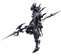 "Final Fantasy XIV: Estinien - 7"" Bring Arts Figure"