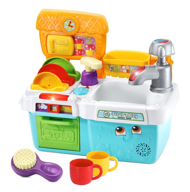 Leapfrog: Scrub & Play - Smart Sink