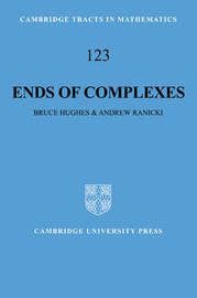Cambridge Tracts in Mathematics: Series Number 123 by Bruce Hughes
