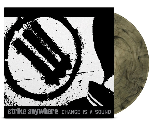 Change Is A Sound - (Limited Edition) by Strike Anywhere