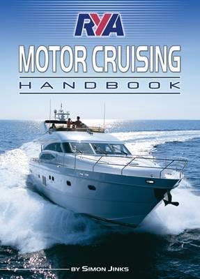 RYA Motor Cruising Handbook by Simon Jinks image