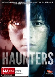 Haunters on DVD