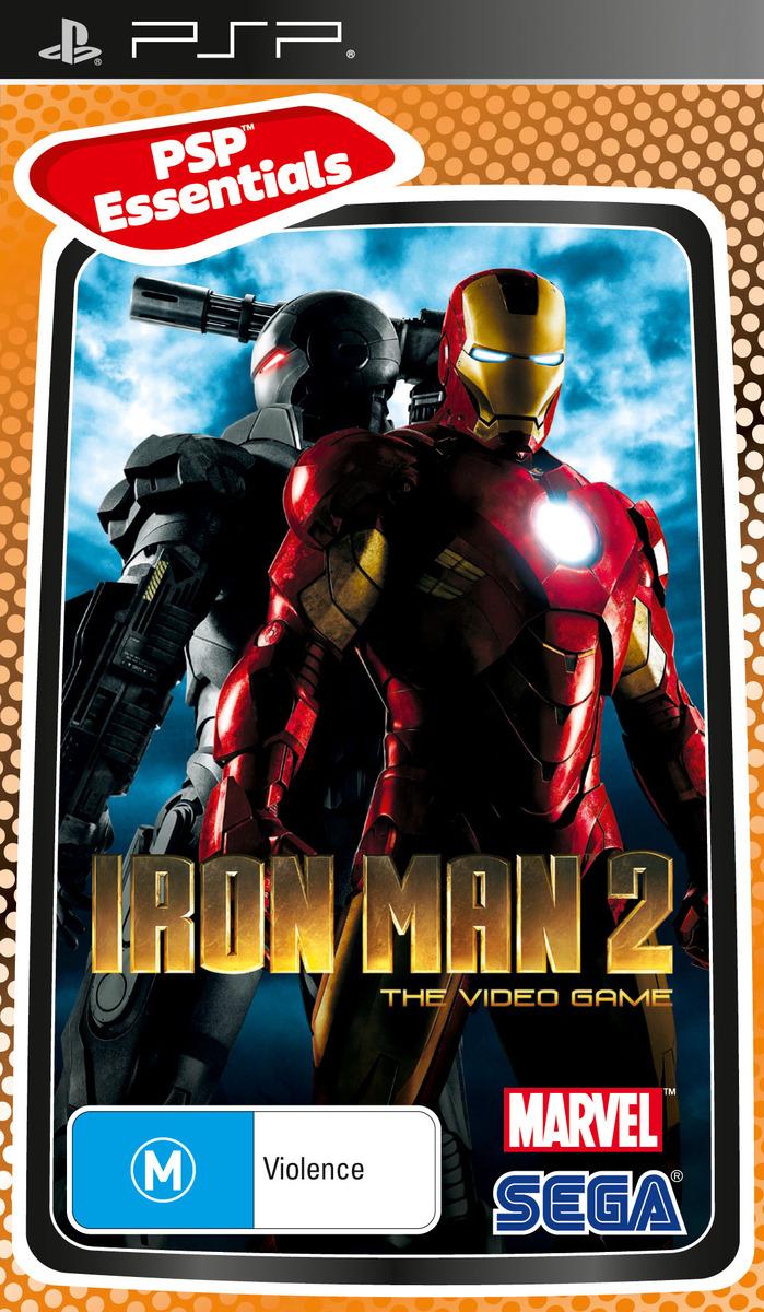 Iron Man 2 (Essentials) for PSP image