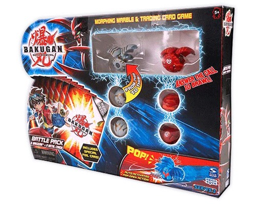 Bakugan Battle Brawlers - Battle Set