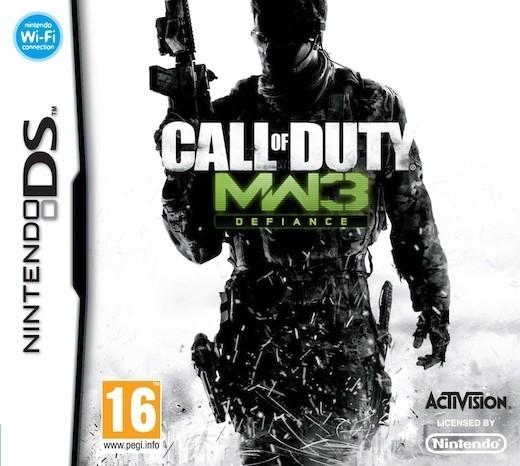 Call of Duty: Modern Warfare 3 for Nintendo DS