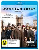 Downton Abbey - Season 5 on Blu-ray