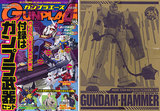 Gundam Ace: Hammer & Weapons Parts Kit