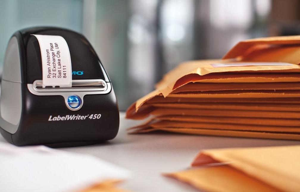 Dymo LW450 Label Writer image