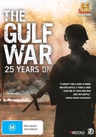 The Gulf War: 25 Years On on DVD