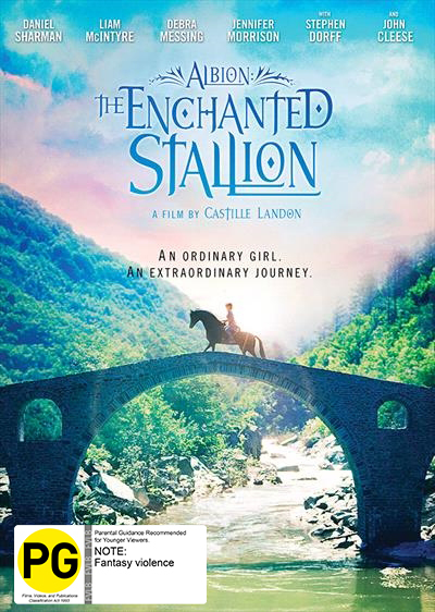Albion the Enchanted Stallion on