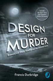 Design For Murder by Francis Durbridge