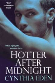 Hotter After Midnight by Cynthia Eden image